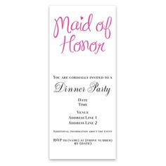 ShoppingMaid of Honor InvitationsWe provide you all shopping site and all informations in our go to store link. You will see low prices on...Cleck Hot Deals >>> http://www.cafepress.com/mf/51896775/maid-of-honor_invitations?aid=112511996