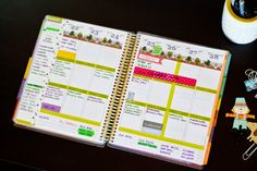 Our Holly Days: Inside My Planner #10