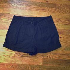 Lily White black short Lily White black short Lily White Shorts