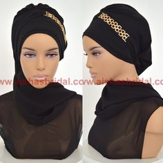 Ready To Wear Hijab Code: HT-0217 Hijab Muslim by HAZIRTURBAN