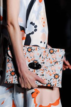 Mulberry Spring-Summer 2014