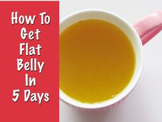Get Flat Belly In 5 days Without Diet Or Exercise #flatbelly #loseweightfast…