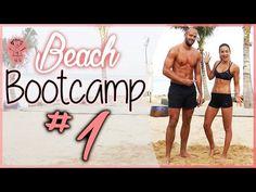 Workout für Zuhause - Einfach mitmachen - Kurz und Intensiv - Bootcamp #1 - YouTube
