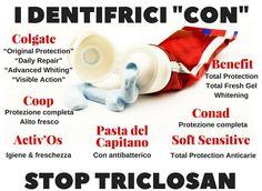 Triclosan messo al bando negli USA. La lista dei dentifrici e saponi intimi che lo contengono