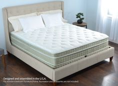 Image 1 Select Comfort, Simple House Design, King Beds, Mattress, Home Improvement, Home And Family, Home And Garden, Sleep, Number