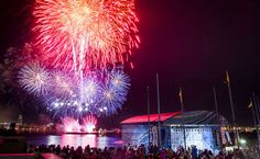 Head to Old City District this July 4th weekend for fireworks at Penn's Landing and dinner/drinks at Nick's and Little Lion.