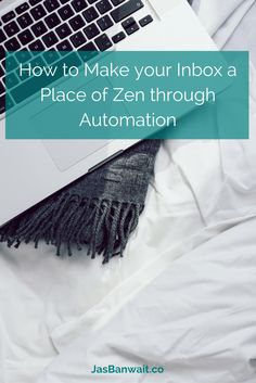 How to make your inbox a place of zen through automation. Click through to read the 5 steps! Self Development Books, Development Quotes, Marketing Automation, Marketing Tools, Growing Your Business, Blog Tips, Time Management, Productivity, Zen