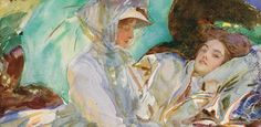 An unprecedented exhibition of John Singer Sargent's watercolor paintings.   Museum of Fine Arts, Boston October 13,2013 - January 20,2014
