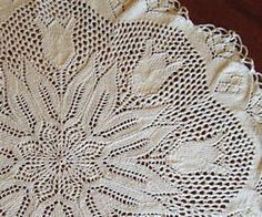 How to clean doilies -- especially those that are old/delicate