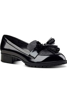 Nine West 'Leonda' Tassel Loafer (Women) available at #Nordstrom