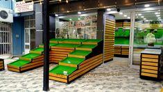 Tokat Ahşap Manav Reyonu Kiosk Design, Retail Design, Store Design, Vegetable Delivery, Fruit And Veg Shop, Vegetable Decoration, Fresh Store, Wooden Cart, Vegetable Shop