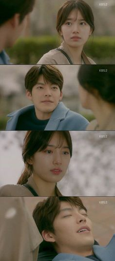 [Spoiler] Added episode 19 captures for the #kdrama 'Uncontrollably Fond'