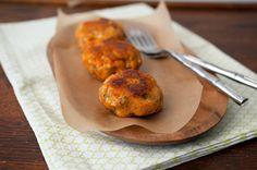 Gojee - Sweet Potato Croquettes - use gluten free matzo