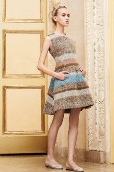 yes yes sweater dress. Thakoon pre-fall 2012 collection