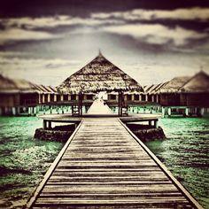 """@ilaria_agostini's photo: """"Maldives"""""""