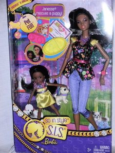 Mattel Y8021 Barbie So in Style Mentoring Doll 2 | eBay