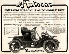 Autocar - Life Easter Number - March 21, 1907