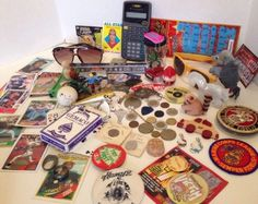 Vintage Not Junk Drawer Lot: Coins, Hot Wheels, Jewelry, Lures, Crystals,