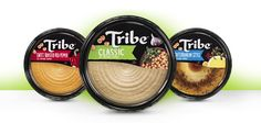 Tribe Hummus | Tribe Classic, Tribe Organic                       Tribe Origins Hummus-Spicy Red Pepper