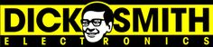 this is an older version of dick smiths and it icludes a logo within it which people may have been able to recognise as the brand. the typograghy is in san serif form and black writing on a yellow background which really makes the company name stick out and grab the audiences attention.
