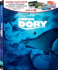 Finding Dory (Blu-ray) Temporary cover art