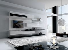 Find This Pin And More On Living By Cojocarul. Living Room Wall Units ...