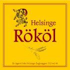 """Helsinge Rököl / En mörk öl med inslag av rökighet och tjära (jämför med rökig whisky). Ölet är känt som """"Rauchbier"""" i Tyskland. Perfekt till korven och skinkan efter att fiskenäten lagts ut. Tjänar på att lagras i sitt fat. Fem maltsorter används: rökt malt, pilsnermalt, ljus och mörk karamellmalt samt rostad malt."""