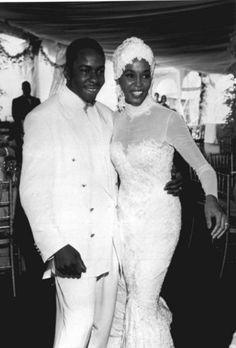 We Remember Wedding Bell Beauty ...Whitney Houston