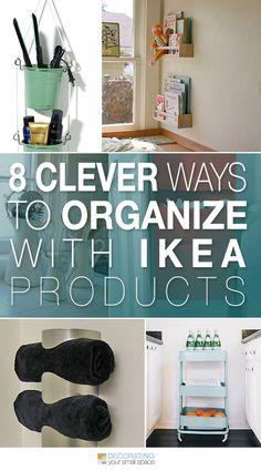 organize-with-ikea