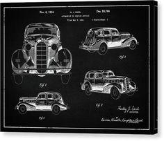 9 Automotive Wall Art Ideas