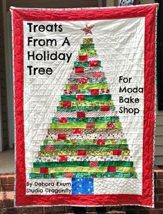 Treats From A Holiday Tree Quilt