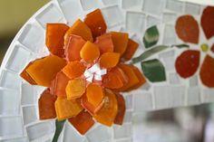 Mosaic Crafts, Mosaic Art, Mosaic Glass, Mosaic Tiles, Mosaic Portrait, Mosaic Flowers, Mosaic Garden, Mosaic Patterns, Hobbies And Crafts
