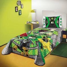 Ben 10 Toddler Bed Duvets Sets Pillowcases Bath Linens