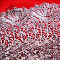 Lale lace shawl from ravelry $6
