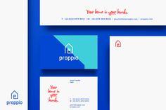 Proppio Brand identity & positioning