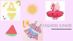 Fashion junior. Costume de baie chic şi rochiţe tutu pentru fetiţe cu codiţe