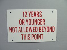 The sign in front of the raquetball courts.