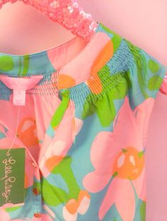 Lilly Pulitzer Spring '14 top