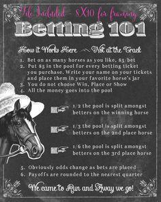 9 Best Kentucky Derby Betting Images Kentucky Derby