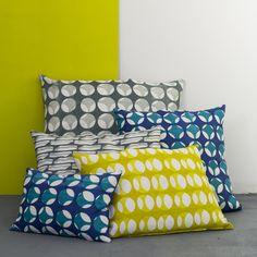 Georgia Bosson group textiles limited edition cushion