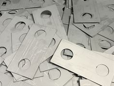 Ask V and F Sheet Metal for help with your next sheet metal project. We are happy to help advise on designs as well as offer quote options. Mild Steel Sheet, Steel Sheet Metal, Sheet Metal Work, Metal Projects, Design Projects, Types Of Sheet Metal, Shape And Form, Clever Design, Metal Working