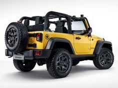 2015 Jeep Wrangler Rubicon Rocks Star