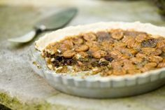 Chocolate Pecan Pie without corn syrup