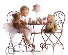 Tea Party w/Teddy Bears :)