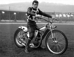 Ivan Mauger - Newcastle.