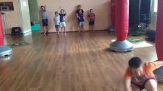 Muay Thai výuka dětí