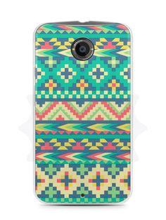 Capa Capinha Moto X2 Étnica #9 - SmartCases - Acessórios para celulares e tablets :)