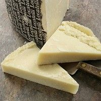 Pecorino Romano is one of the world's oldest recorded cheeses. I have grated many fingers while grating this cheese.