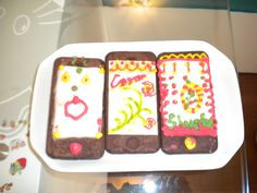 Chocolate i-pod made by Cora, Shusuke & Norihide