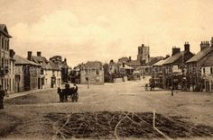 Very old Rayleigh Highstreet - Rayleigh through the looking glass